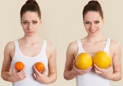 Bạn đã biết ngực của mình nặng bao nhiêu?