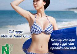 Nâng ngực CNmới Nano Chip bảo hành toàn cầu