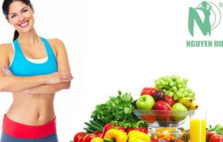 Các thực phẩm nên ăn sau khi nâng ngực